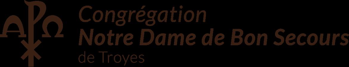 Logo Notre-Dame du Bon Secours de Troyes